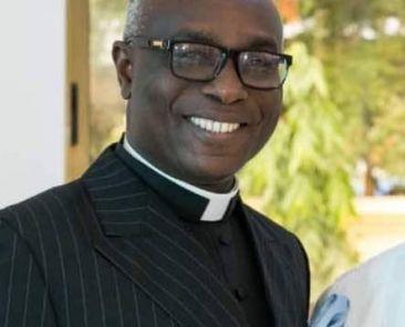 Rev. Prof. J. Kwabena Asamoah-Gyadu, FGA